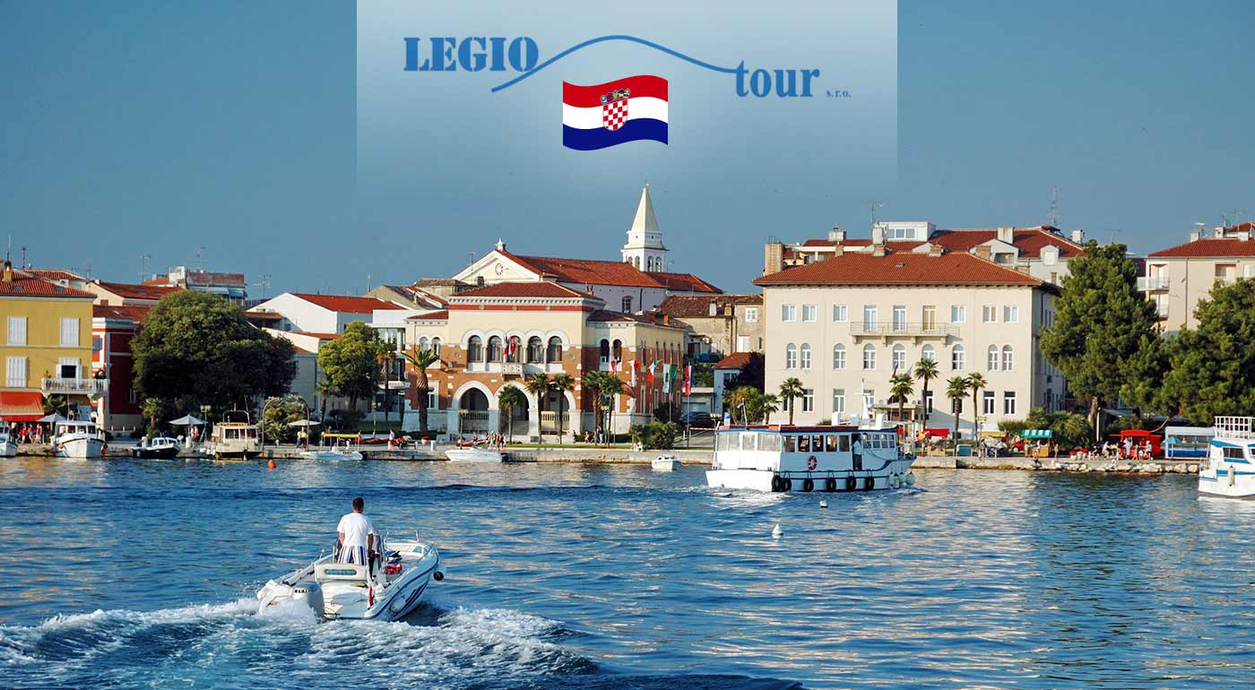 Skvelý relax pri mori počas 3 dní v chorvátskom meste Poreč