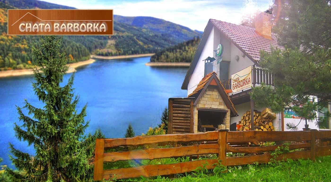 Obdivujte krásy moravsko-sliezskych Beskýd v rodinnej atmosfére Chaty Barborka