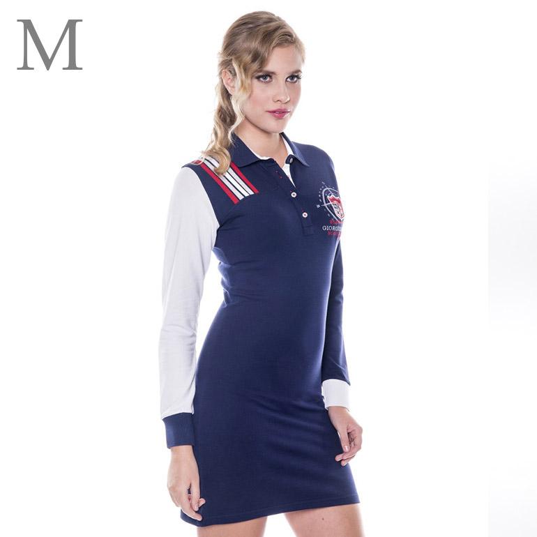 Dámske šaty s dlhým rukávom: model 3 veľkosť M