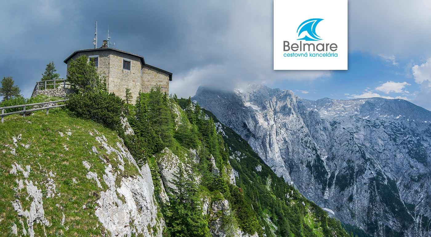 Navštívte Hitlerovo Orlie Hniezdo, národný park Berchtesgaden aj Salzburg v rámci 5-dňového zájazdu so sprievodcom