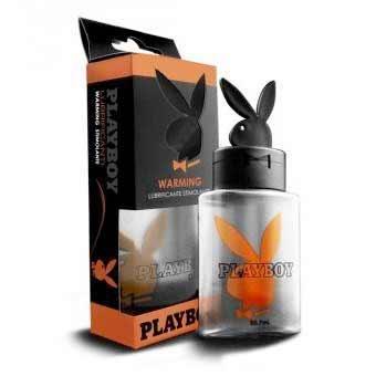 Lubrikačný gél Playboy Warming Sensation (88,7 ml)