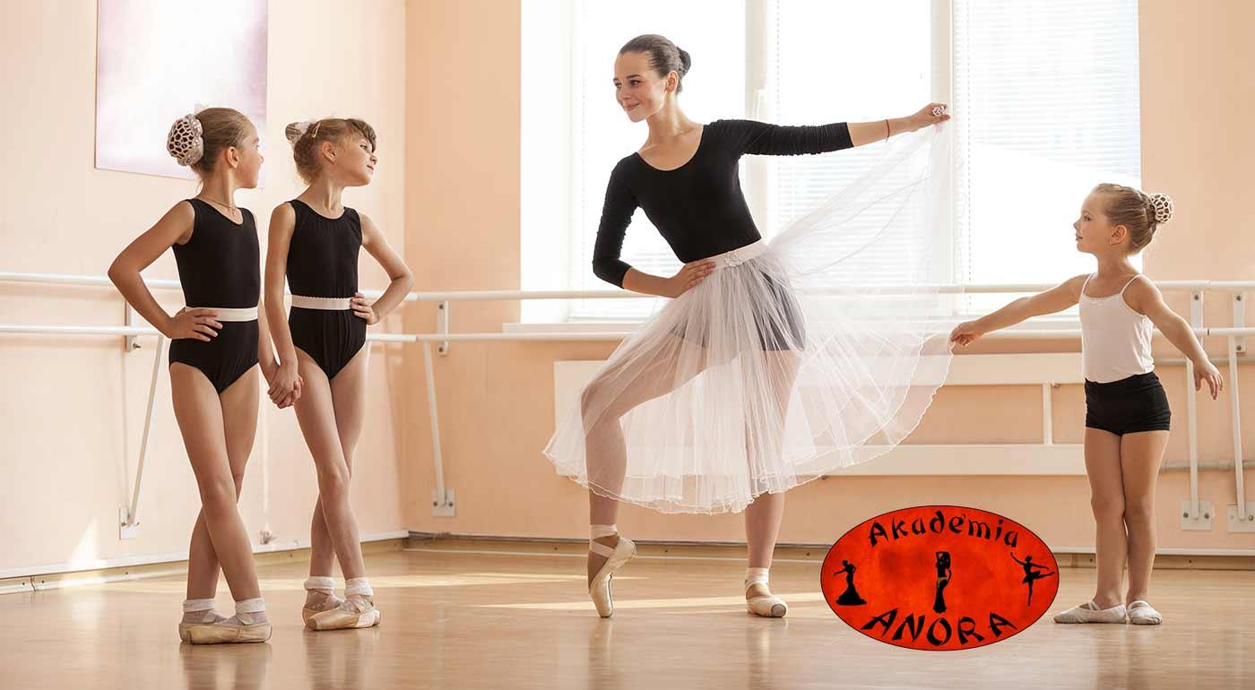Tanečná príprava pre deti od 7 do 9 rokov v Bratislave