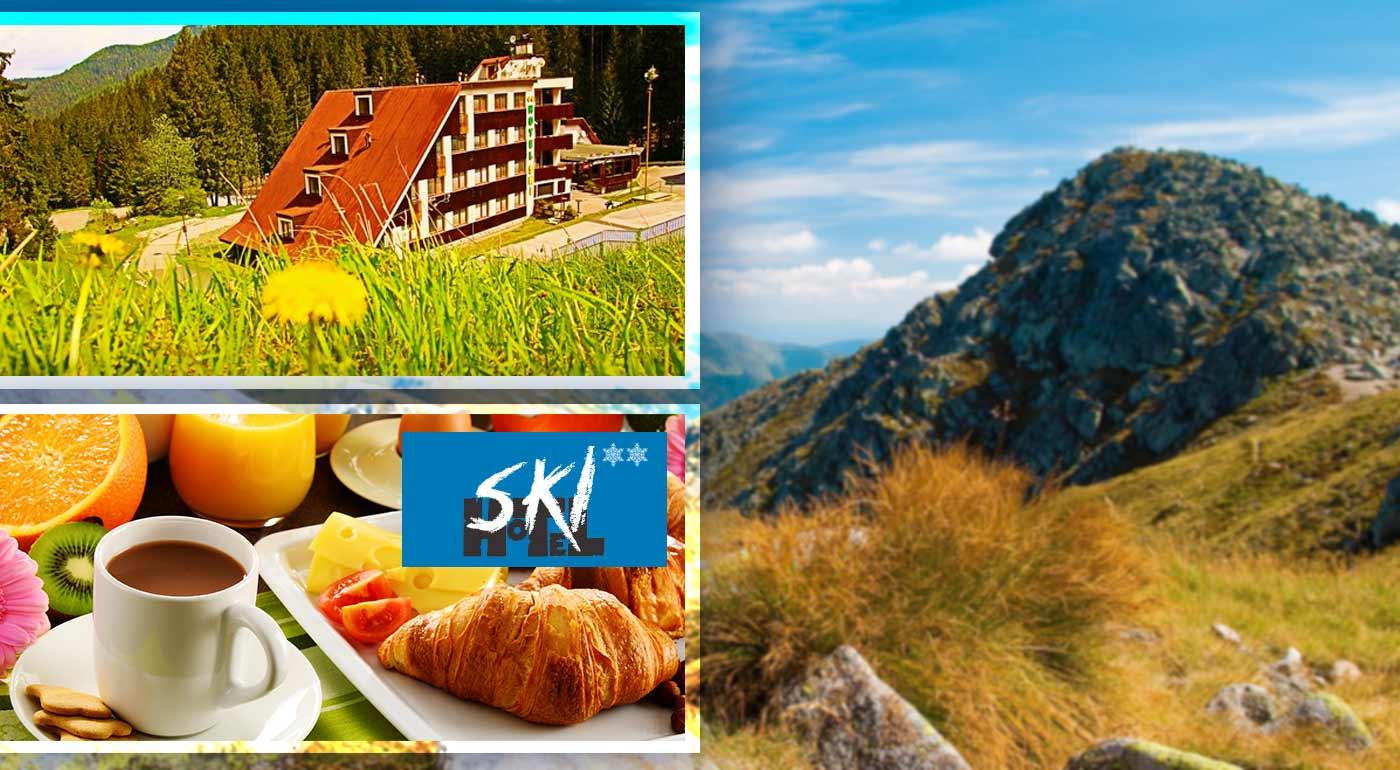 Užite si skvelé 3, 4 alebo 6 dní v jesennej prírode Demänovskej doliny v Hoteli SKI pre dvoch + 2 deti do 12 rokov ZDARMA