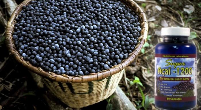 Chcete byť plný energie a zdravo schudnúť? Super Acai Berry - prírodný certifikovaný produkt na chudnutie.