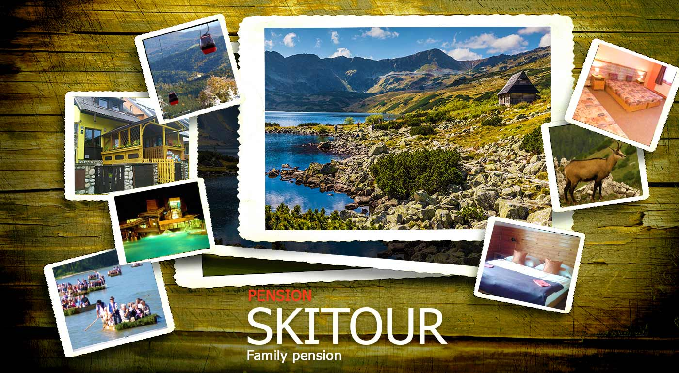 Krásne jesenné 3 alebo 4 dni v Penzióne Skitour**+