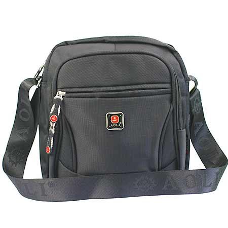 Veľká pánska taška - farba čierna