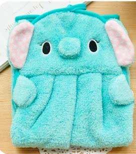 Detský uterák - modrý
