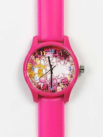 Svieže hodinky pre dámy vo výrazných farbách  245da27269e