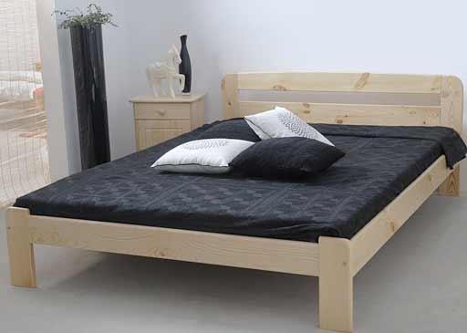 Posteľ Sára so zdravotným matracom a roštom - rozmery 90 x 200 cm, nosnosť 120 kg