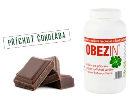 Shake na chudnutie OBEZIN® čokoláda (14-dňová kúra)