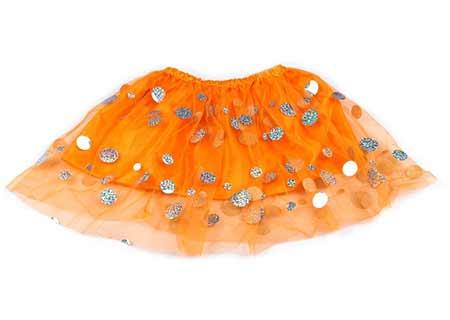 Dievčenská suknička - model 10
