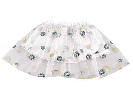 Dievčenská suknička - model 11