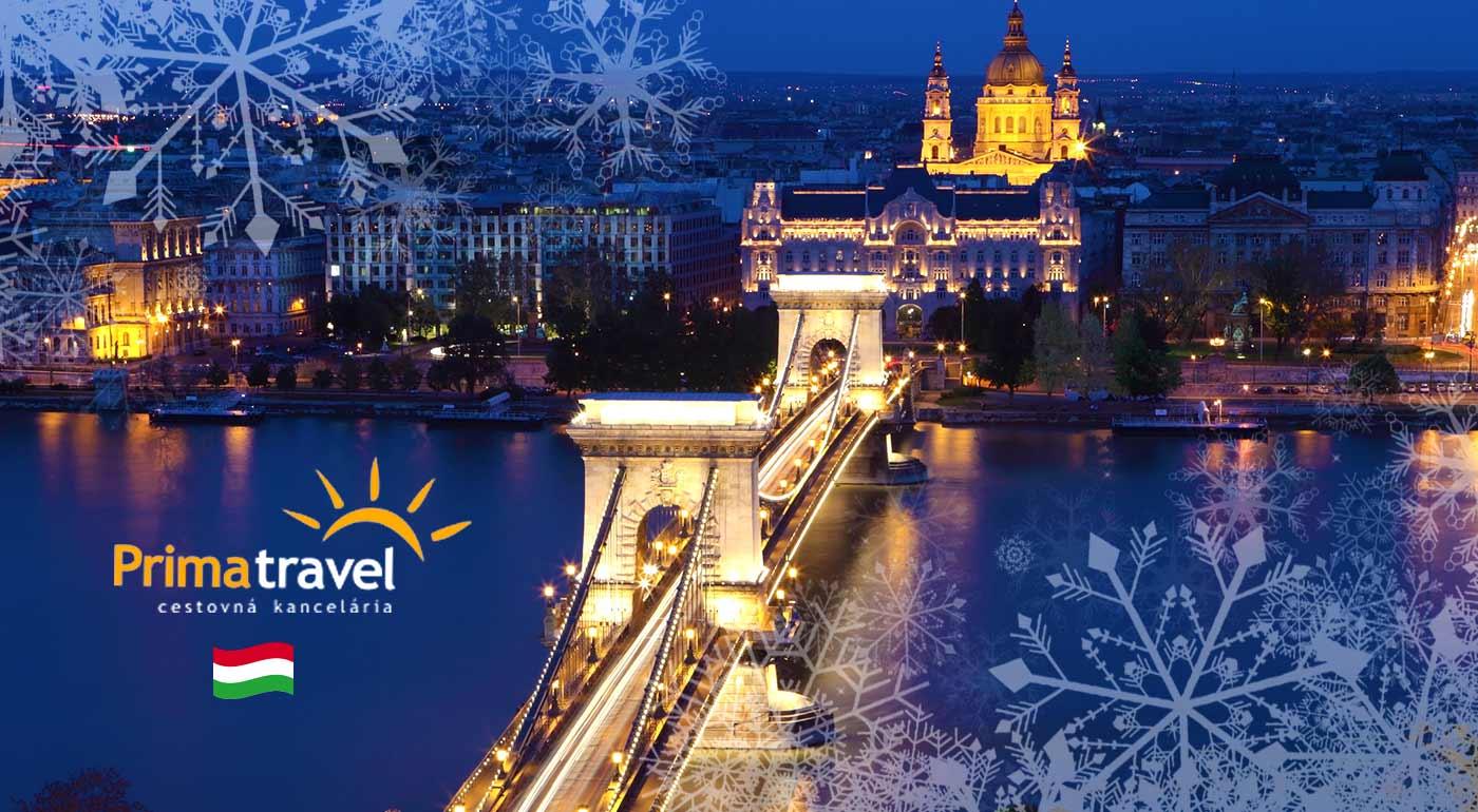 6a0f0eca4 2-dňový adventný zájazd do rozsvietenej Budapešti s návštevou trhov,  prehliadkou mesta a Tropikária