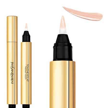 Korektor pod oči značky Yves Saint Laurent (2,5 ml) - odtieň Luminous Ivory