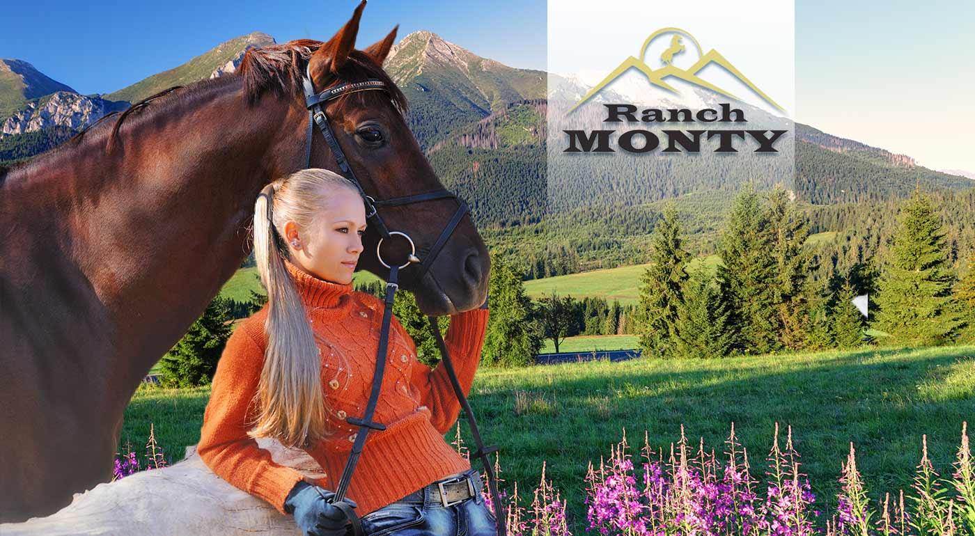 Užite si Tatry v konskom sedle v Penzióne Monty Ranch