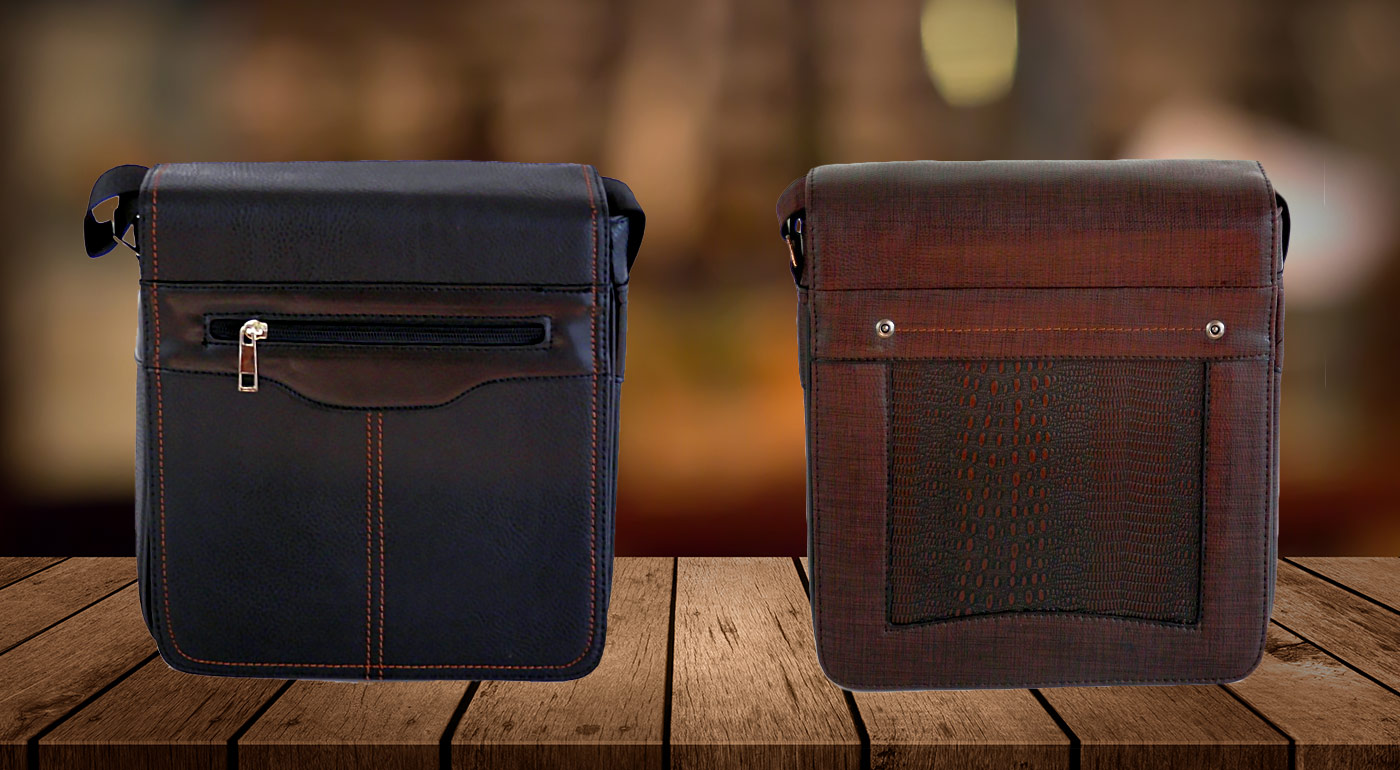 Elegantné pánske tašky