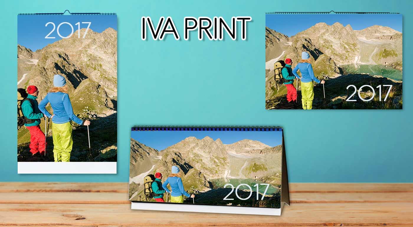K01 malý nástenný kalendár 29 x 21 cm na ležato, 13 strán