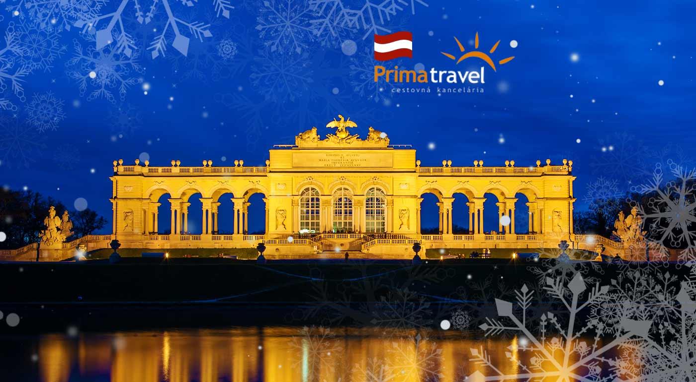 Advent vo viedenskom Schönbrunne na spôsob rakúsko-uhorskej šľachty