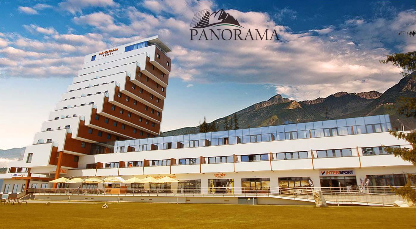 Užite si Tatry s nádherným výhľadom z hotelovo-apartmánového rezortu Panorama