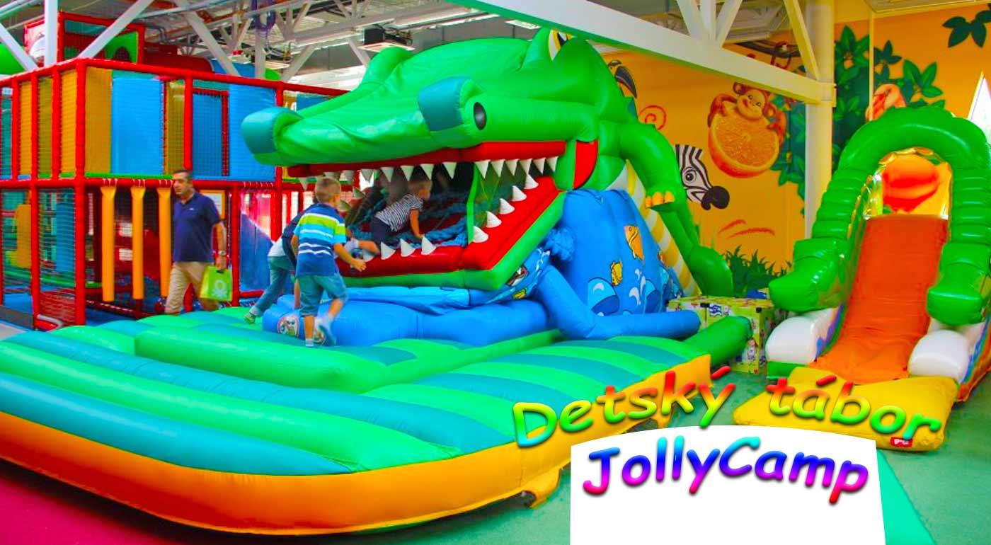 Denný tábor Jolly Camp počas jesenných prázdnin - animácie počas celého dňa, strava, výlety, pitný režim. Tentokrát i s možnosťou prespania!