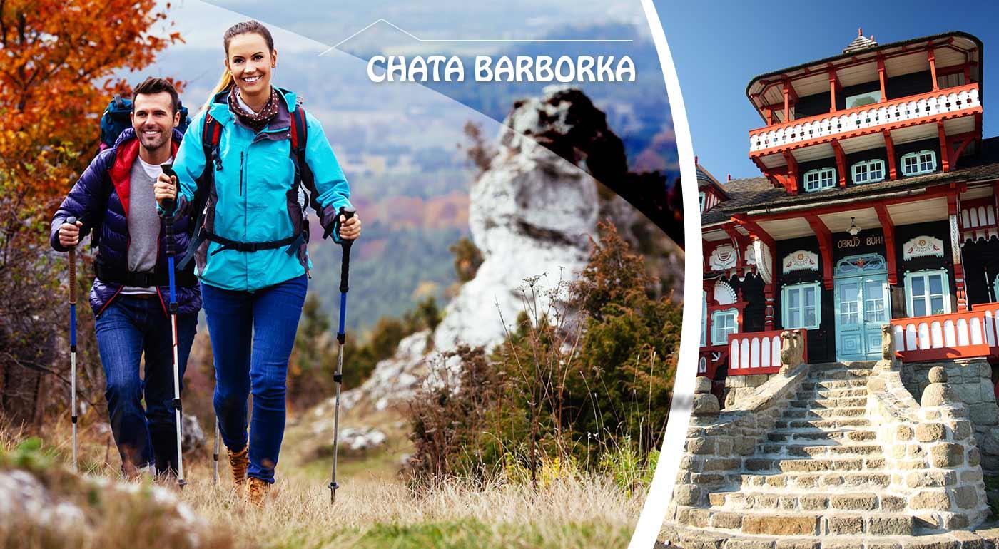 Navštívte Valašsko a podniknite výlety do prírody z Chaty Barborka - v ponuke i variant s pečenou svätomartinskou husou