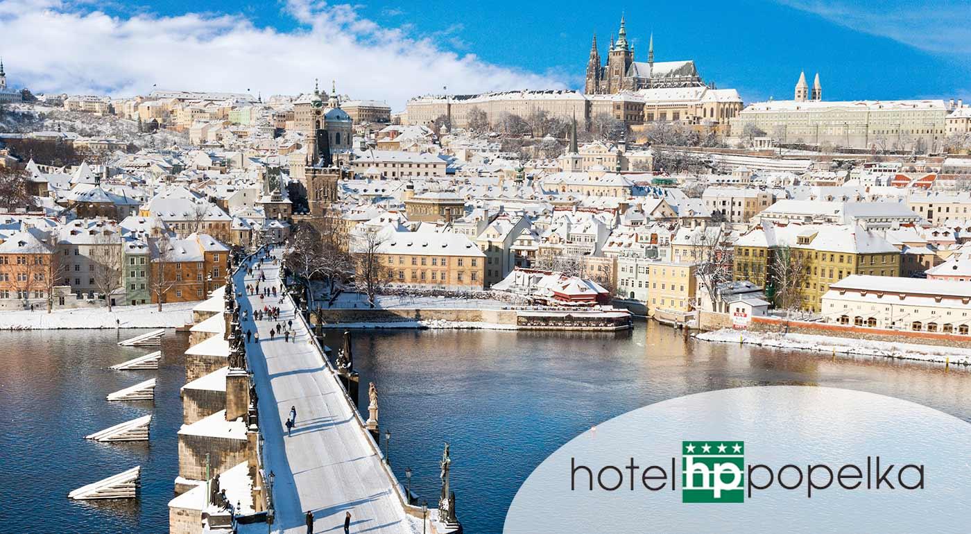 Vyrazte na 3-dňový výlet do luxusného Hotela Popelka**** s raňajkami a super dostupnosťou do centra Prahy.