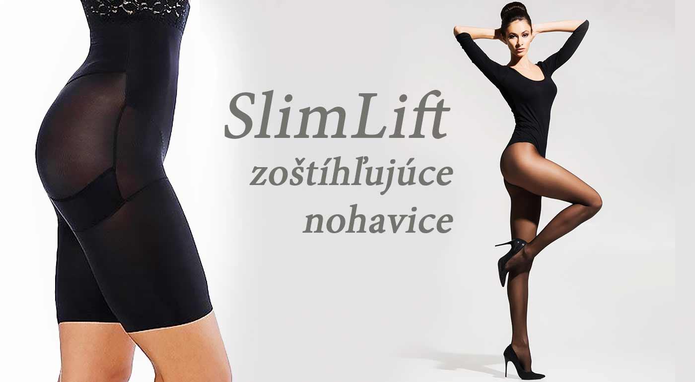 acf5b4be5 Nohavice Slim Lift pre dámy - zoštíhľujúca spodná bielizeň