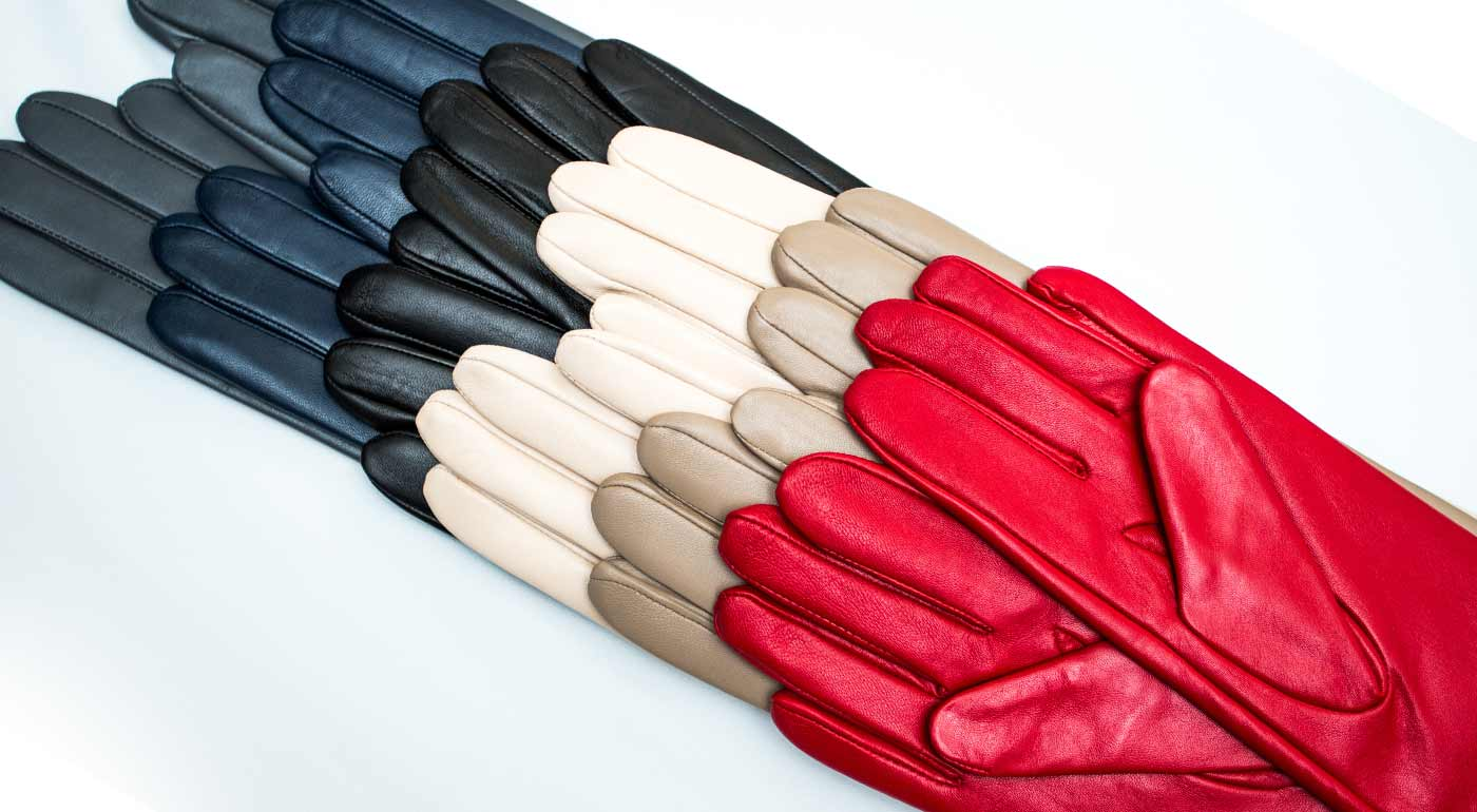 Pánske alebo dámske kožené rukavice