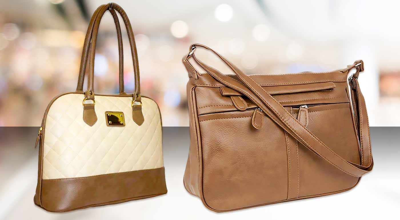 Dámske kabelky PENELOPÉ, DÉMÉTÉR alebo PANDORA - do mesta i na nákupy