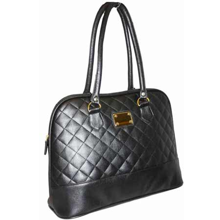 Dámska kabelka PANDORA - čierna