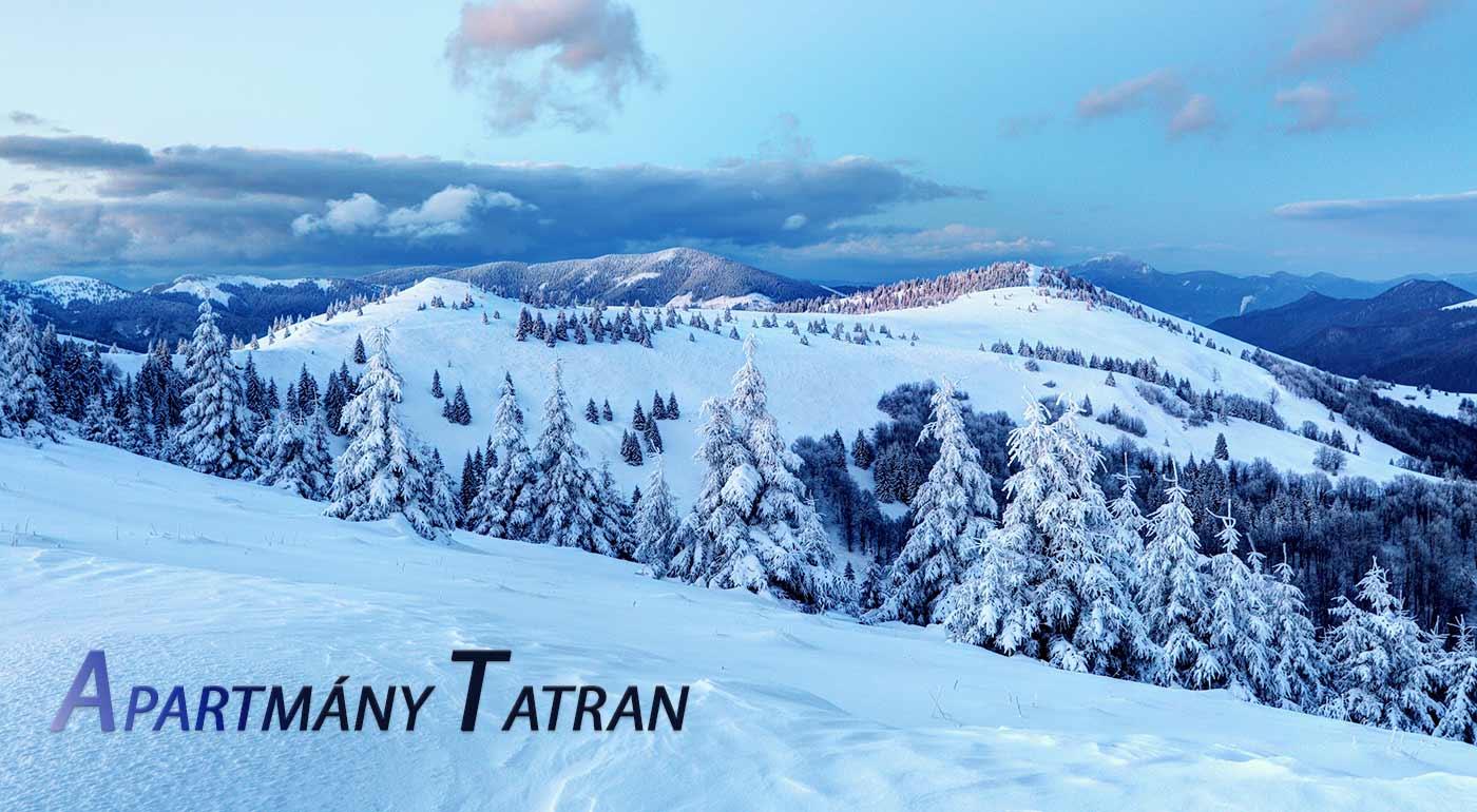 Úžasná zimná dovolenka na Donovaloch v Apartmánovom dome Tatran až pre 4 osoby priamo pod zjazdovkou
