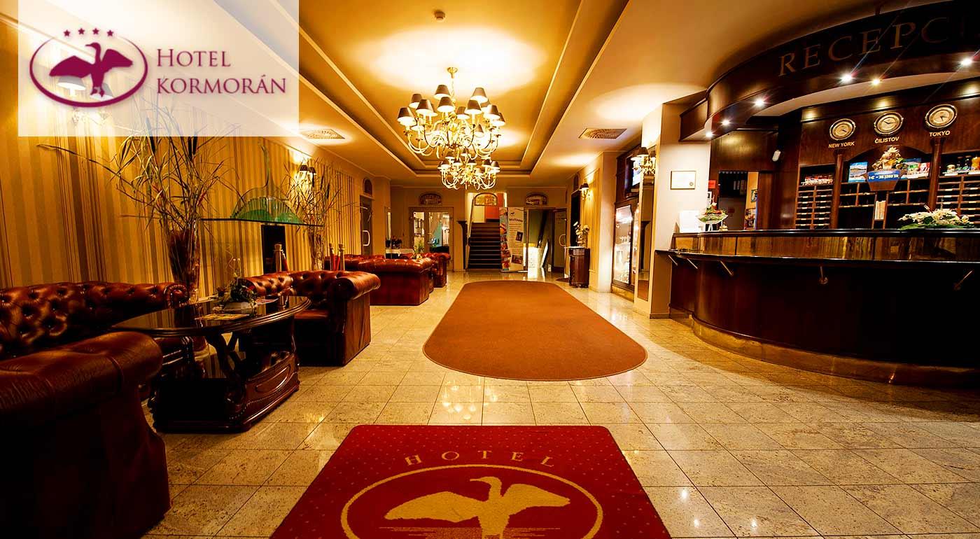 Luxusný pobyt v Hoteli Kormorán v Šamoríne s výborným wellness