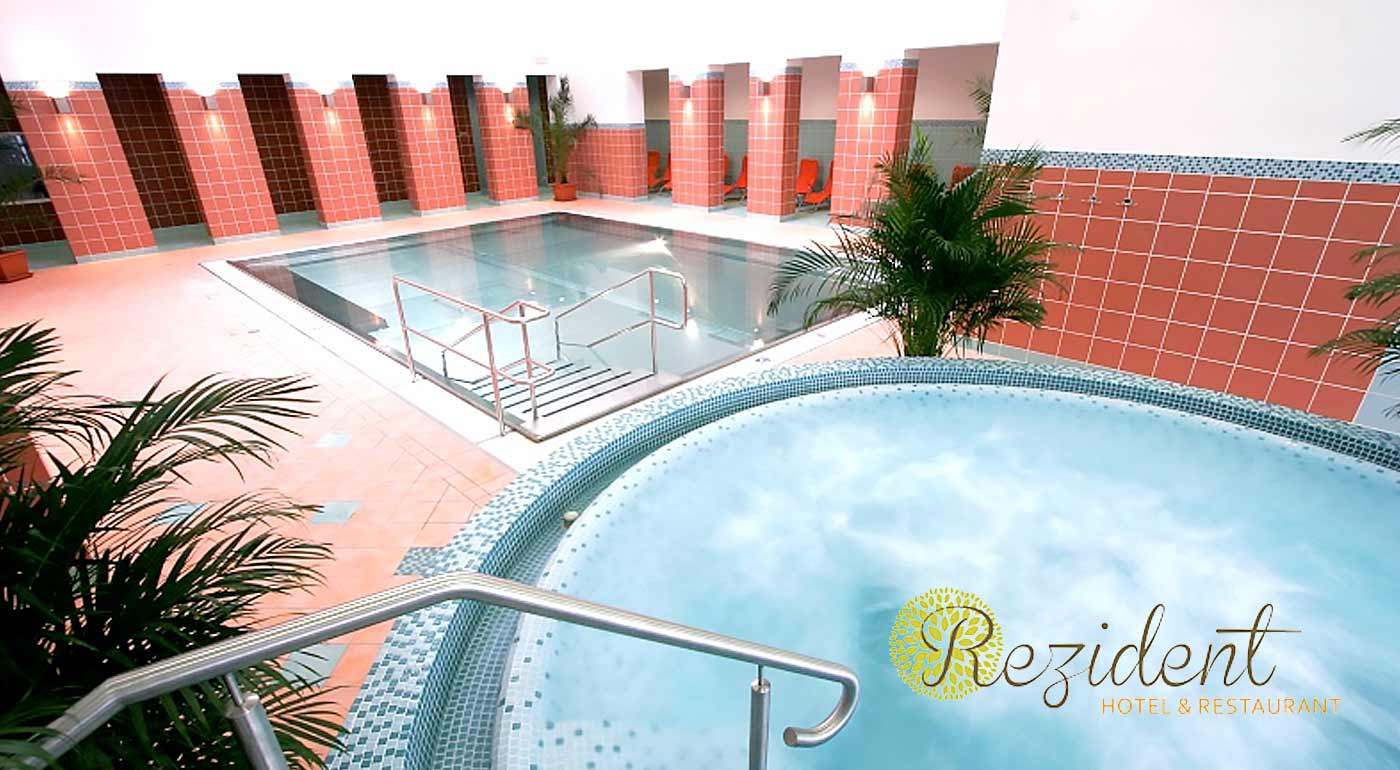 Kúpeľné Turčianske Teplice s procedúrami, polpenziou či vstupom do aquaparku