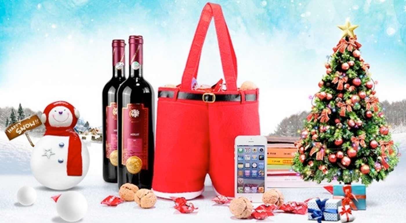 Mikulášske či vianočné balíčky na darčeky