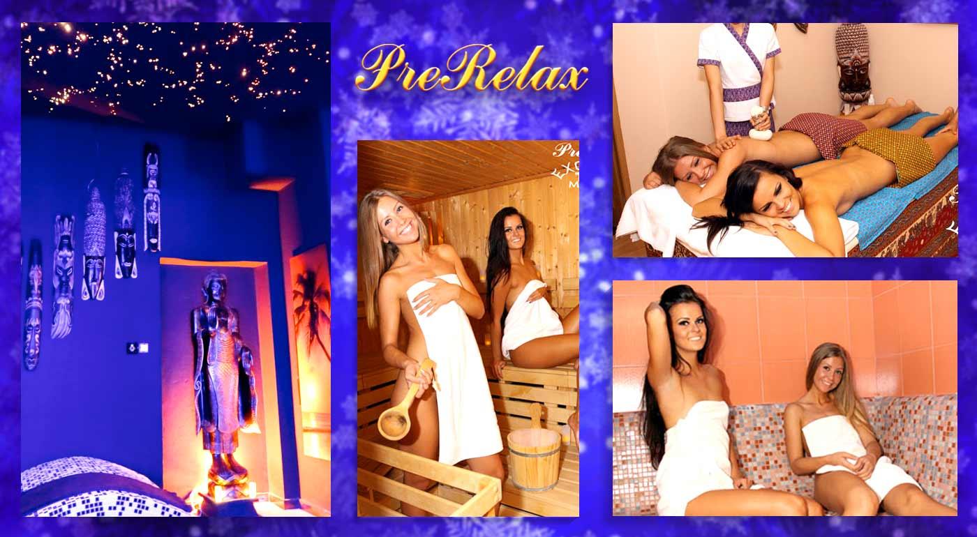 Vianočné relaxačné balíčky pre kráľovský oddych pre telo i dušu v SPA centre PreRelax - s občerstvením All inclusive!