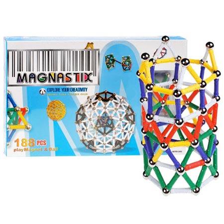 Detská stavebnica Magnastix