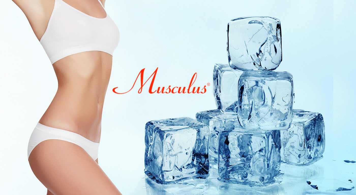 Kryolipolíza v centre zdravia Musculus - zbavte sa tukových buniek bez námahy