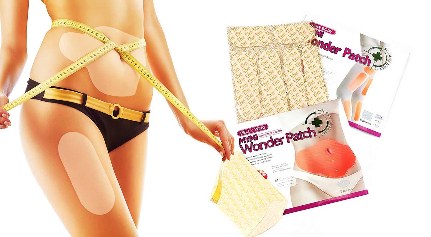 Dopomôžte si ku krásnej postave chudnúcimi náplasťami Wonder Patch