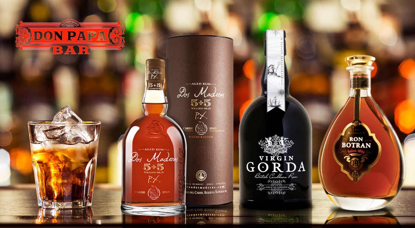 Ochutnávka rumov v Bare Don Papa  - vyskúšajte nepoznané chute exotiky výberom 8 prémiových značiek