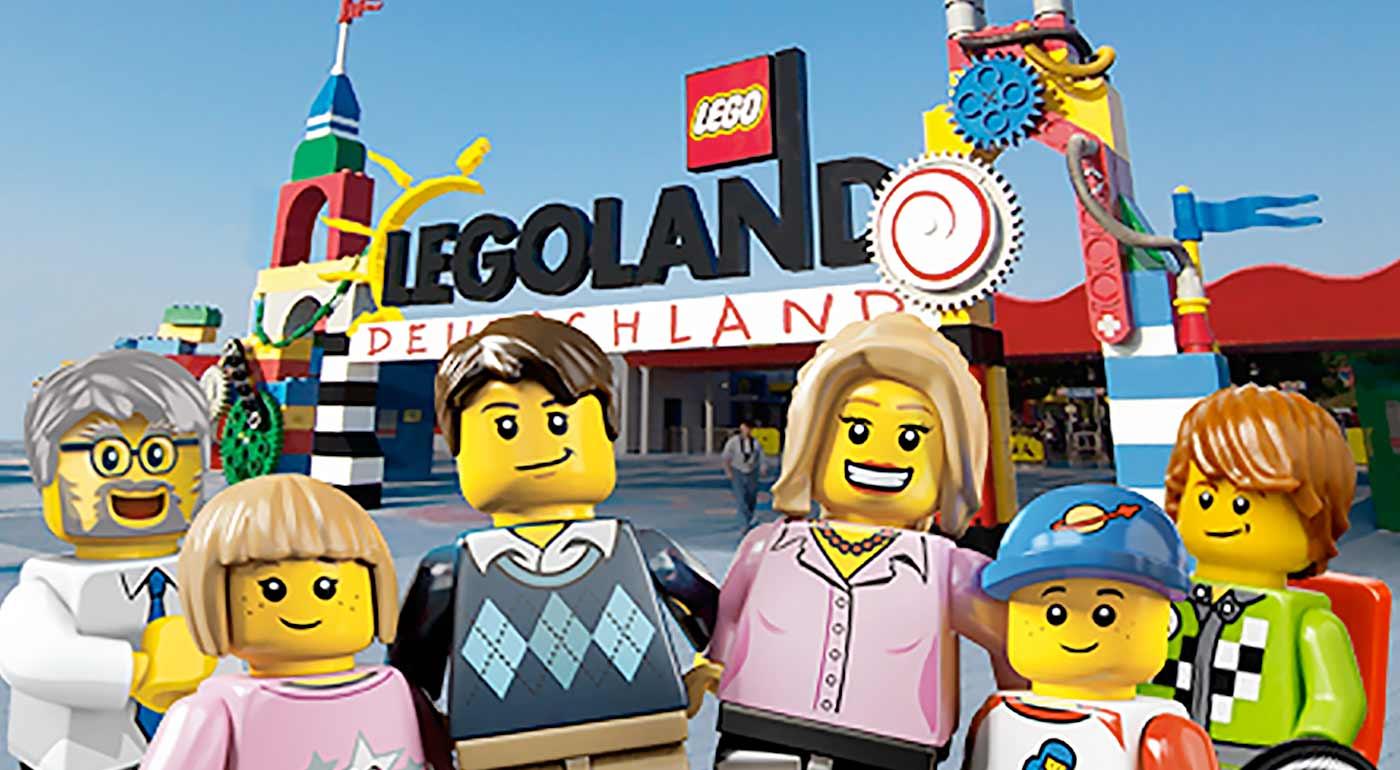 Nezabudnuteľný zájazd do nemeckého Legolandu!