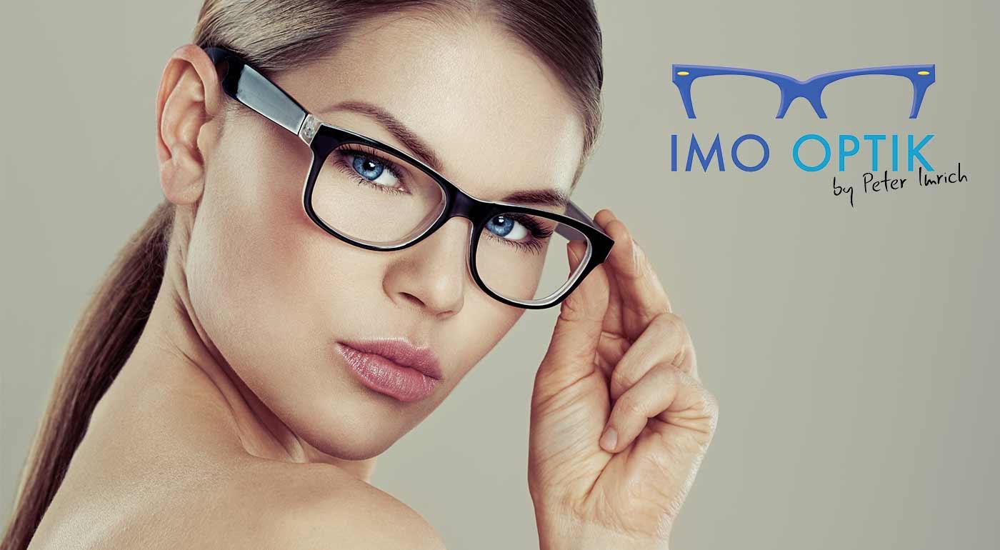 Kompletné dioptrické okuliare v očnej optike IMOOPTIK v Bratislave