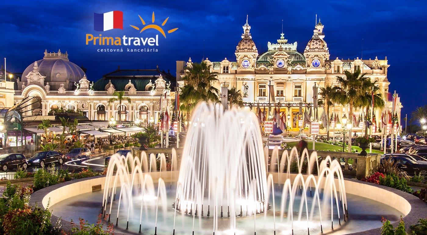 Veľká noc na Francúzskej riviére - privítajte sviatky jari v mestách Nice či Monako
