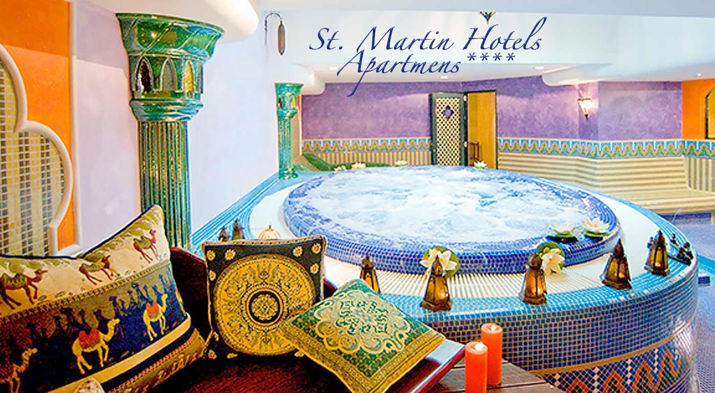 Výborný wellness pobyt v luxusnom maďarskom St. Martin Hotels Apartments**** v orientálnom štýle pri jazere Hévíz