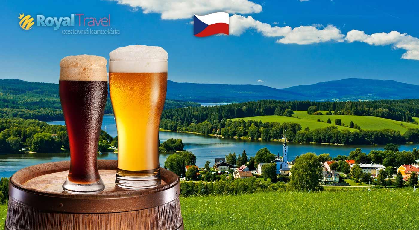 Víkendový zájazd s návštevou unikátnej Stezky v korunách stromov - Lipno, pivovar Budweiser a Zámok Hluboká