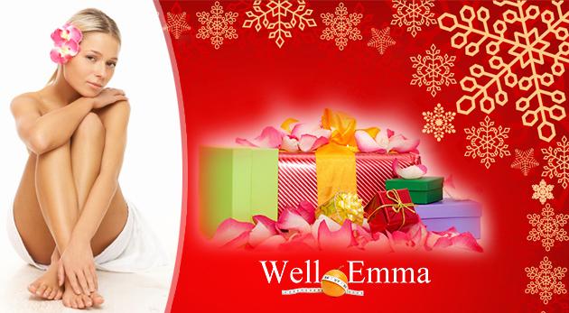 Darčekové poukážky v hodnote 50€ a 100€ do centra formovania postavy WELL - EMMA