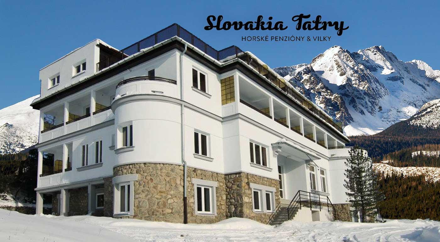 Skvelá zima v Penzióne Poľana*** - pobyt s polpenziou, wellness a možnosťami na lyžovačku