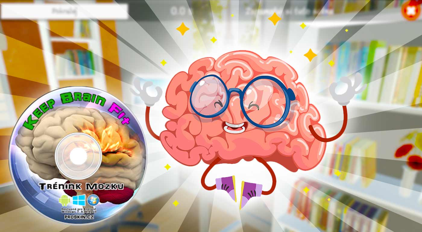 Potrénujte mozgové závity aplikáciou Keep Brain Fit. V ponuke i špeciálny variant s doživotným členstvom!