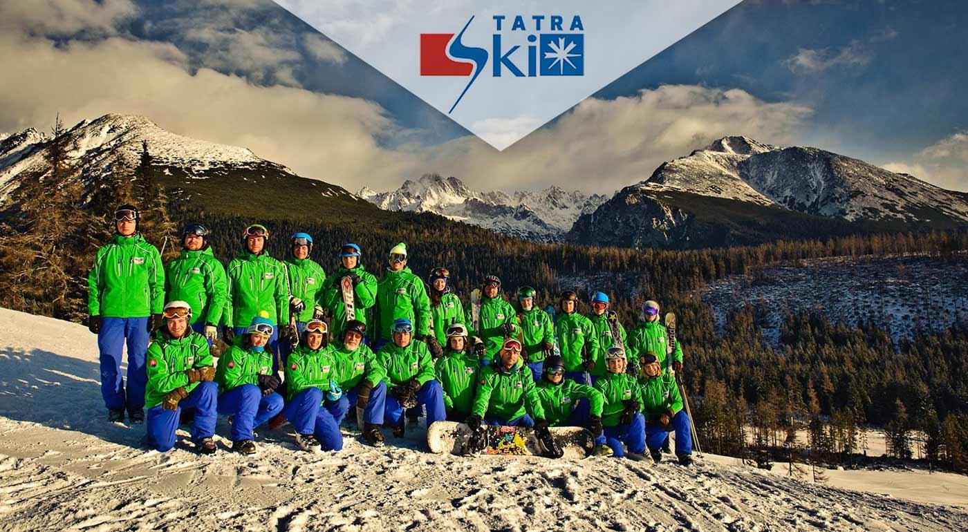 Individuálne lekcie lyžovania alebo snowboardovania pre deti alebo dospelých v lyžiarskom stredisku Štrbské Pleso