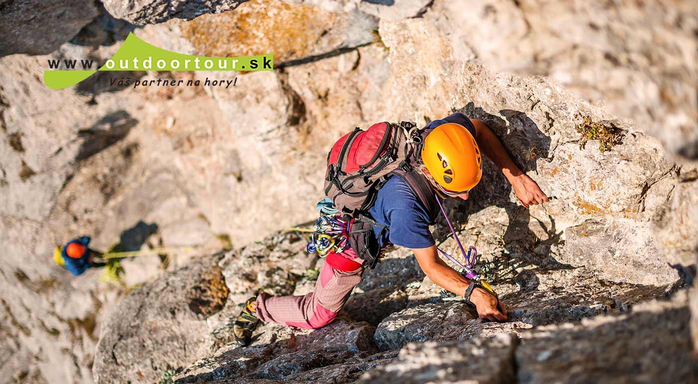 Kurz lezenia na Via ferratách uprostred prírodného parku Hohe Wand v Rakúsku - sprievodca, doprava, poistenie a výstroj v cene!