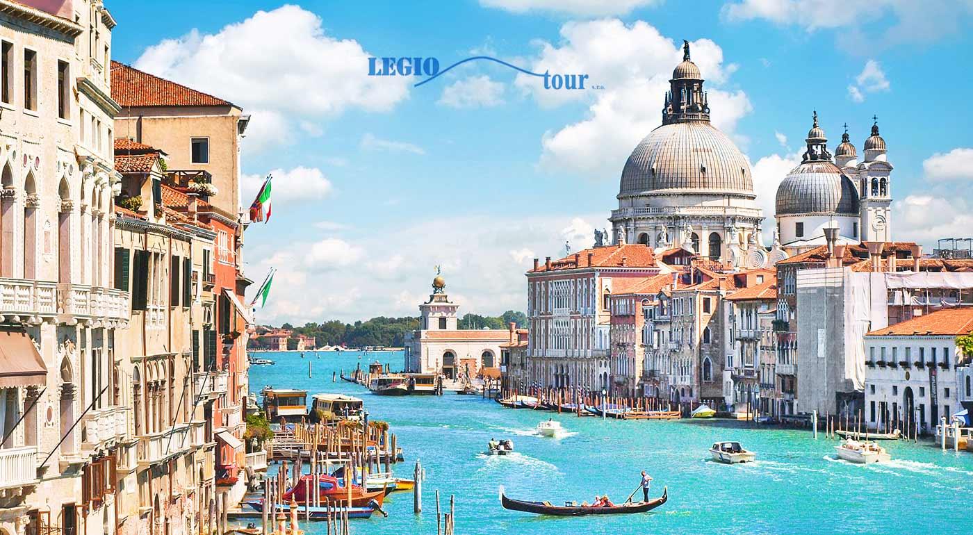 Zájazd do Benátok a Benátskej lagúny s CK Legiotour